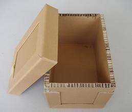 蜂窝纸箱的特点