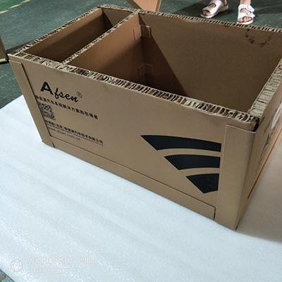 蜂窝纸箱优势