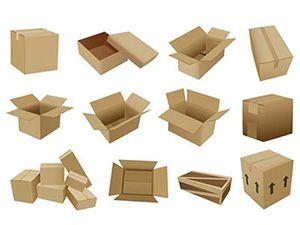 异形纸箱促销